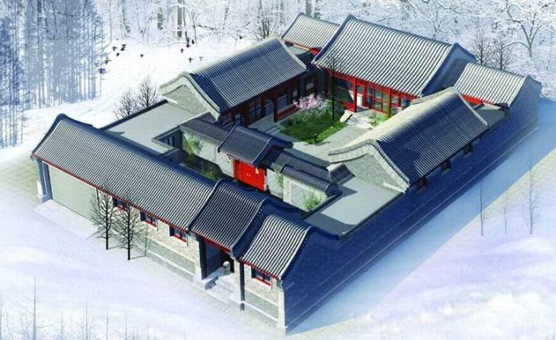 7x9米房屋设计图