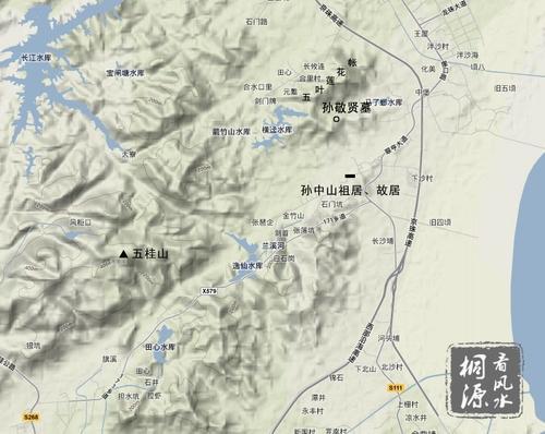 石狮宝盖镇地图