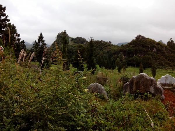 贵州行> 国民党一级上将何应钦的两处老祖坟          灵珠子 - 天使 - 胡泽华的博客